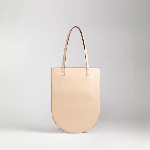 Flat Round Bag