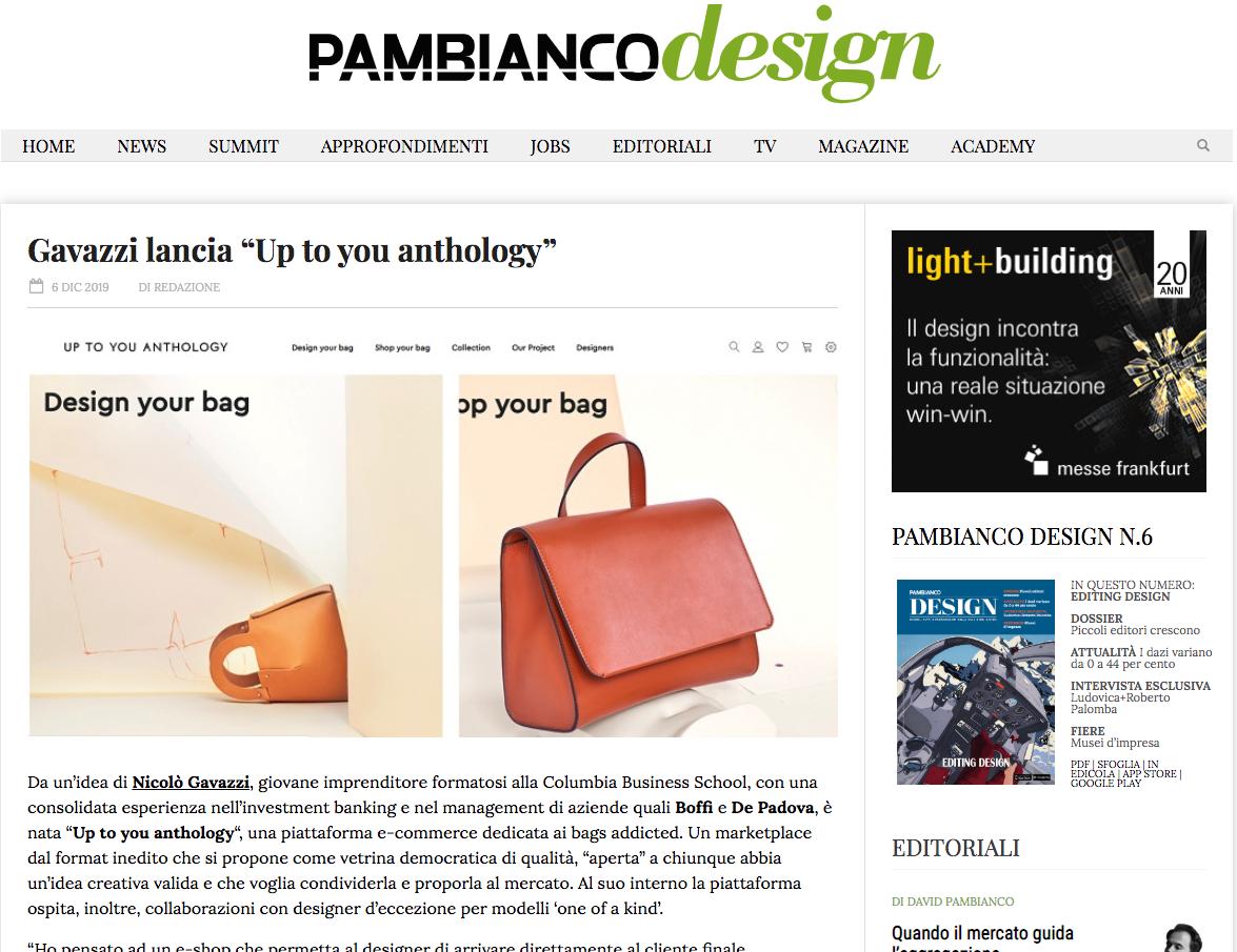 Panbianco Design | 6/12/2019